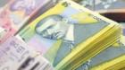 Într-un singur trimestru, deficitul bugetar a crescut cu 1,1 miliarde lei