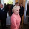 Primul ministru Viorica Dăncilă a ajuns la Cluj-Napoca
