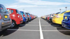 Peste 240.000 de maşini, înmatriculate de la începutul anului