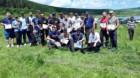 Un inedit concurs de pescuit la Mărtinești