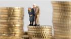 Din 1 septembrie, punctul de pensie ajunge la 1.265 lei