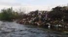 Primăria Florești, amendată pentru mizeriile din cursurile de apă