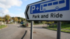 O nouă etapă în realizarea proiectului park and ride de lângă Aeroport