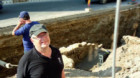 Descoperire arheologică importantă: Drumul de intrare în oraşul roman Napoca