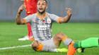 Florin Andone a debutat la Galatasaray