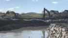 Se refac amenajările distruse de inundaţii