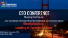 "CEO Conference – Shaping the Future, conferinţă despre ""slowbalizare"""