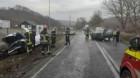 Două persoane rănite, într-un accident în Apahida