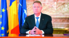 Iohannis a fost validat preşedinte