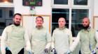 CS Universitatea Cluj – argint la Cupa României la scrimă