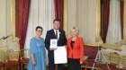 Programul de mobilităţi pentru studii universitare CEEPUS: Premiu internaţional pentru proiectul coordonat de un profesor clujean