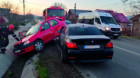 Accident în localitatea Urişor