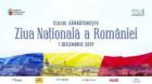Programul evenimentelor de 1 Decembrie 2019 la Cluj-Napoca