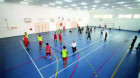 Lucrări de consolidare la cea mai nouă sală de sport din Cluj-Napoca