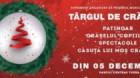 Se deschide Târgul de Crăciun de la Turda