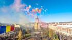 Ziua Naţională a României, celebrată cu fast la Cluj-Napoca