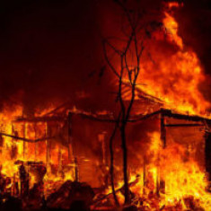 IGSU: Zilnic, în România se produc, în medie, 19 incendii la locuințe