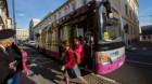 Noi facilități pentru elevii care folosesc transportul în comun