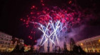 La mulți ani, 2020! Clujenii au întâmpinat noul an în centrul orașului