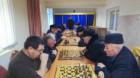Concurs de şah la Frata