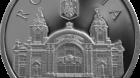Monedă dedicată centenarului Operei Române din Cluj-Napoca