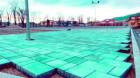 """Lucrările la viitorul parc  din Floreşti """"merg strună"""""""