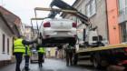 Peste 7.700 de maşini ridicate de poliţiştii locali clujeni în 2019