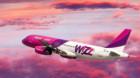 Wizz Air anulează 14 zboruri din Cluj-Napoca spre Italia