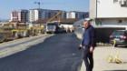 La Florești, a început asfaltarea pe trei străzi