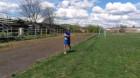 """Un gherlean a încheiat cu succes maratonul caritabil """"Alergare pentru Autism"""""""