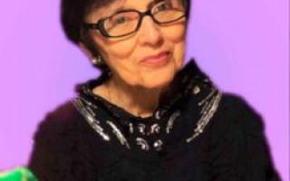 In memoriam Nuşa Demian, o mare doamnă a jurnalismului sportiv