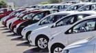 Pandemia a redus şi vânzările de maşini