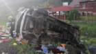 Accident feroviar la Bucea
