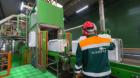 O companie cu fabrică în Câmpia Turzii a inaugurat prima linie de reciclare ecrane plate