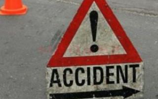 Accident pe strada Oașului