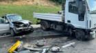 Accident mortal pe centura Vâlcele-Apahida
