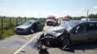 Accident lângă Bonțida