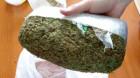 Tânăr prins cu un kilogram de droguri la Cluj-Napoca