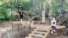 Pădurea-parc din Făget, un spațiu nou de agrement, prietenos cu mediul