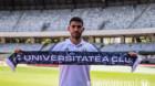 Un jucător din Israel vine la U Cluj