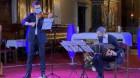 Vioara Stradivarius a răsunat în Biserica Piaristă din Cluj-Napoca