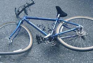Bicicleta rasturnata