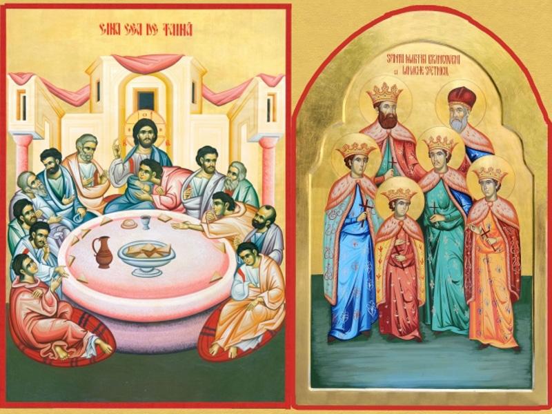 Anul omagial euharistic şi  Anul comemorativ al Sfinţilor Martiri Brâncoveni