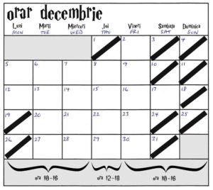 orar-decembrie