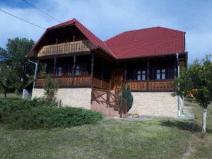 Casa lui Dumitru Farcas din Groși-Maramures